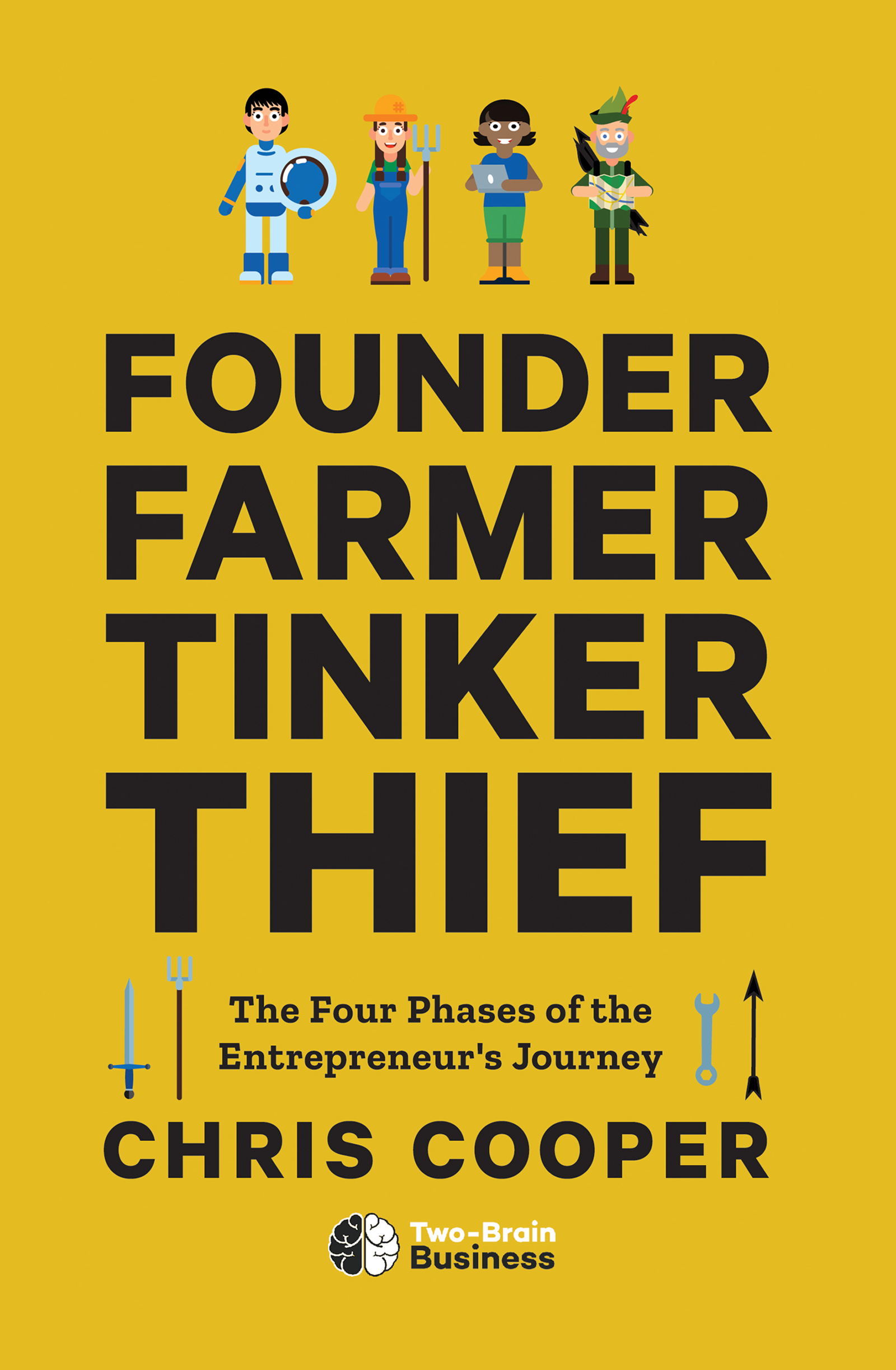 Founder, Farmer, Tinker, Thief