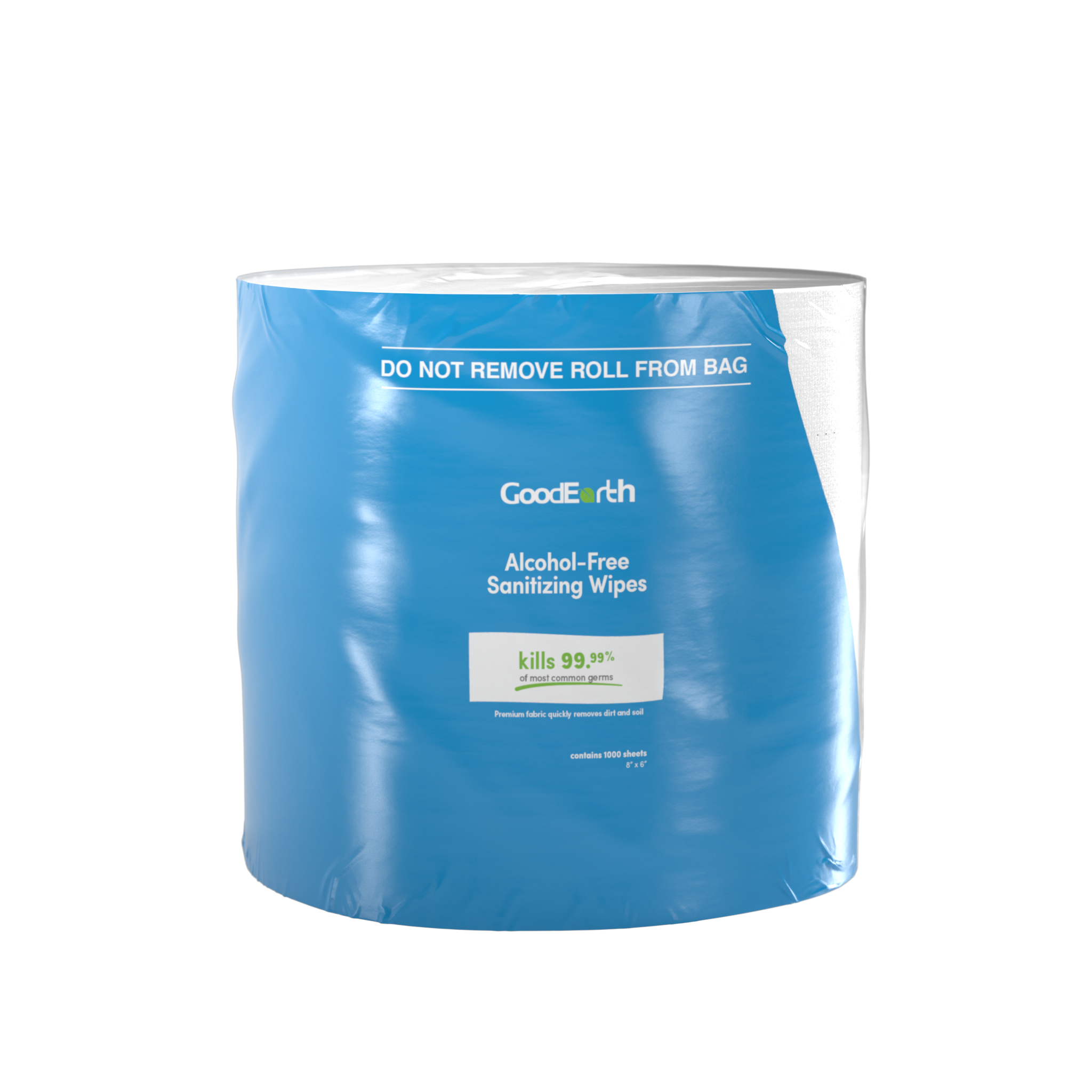 GOODEARTH SANITIZING WIPES - 4000 TOTAL...