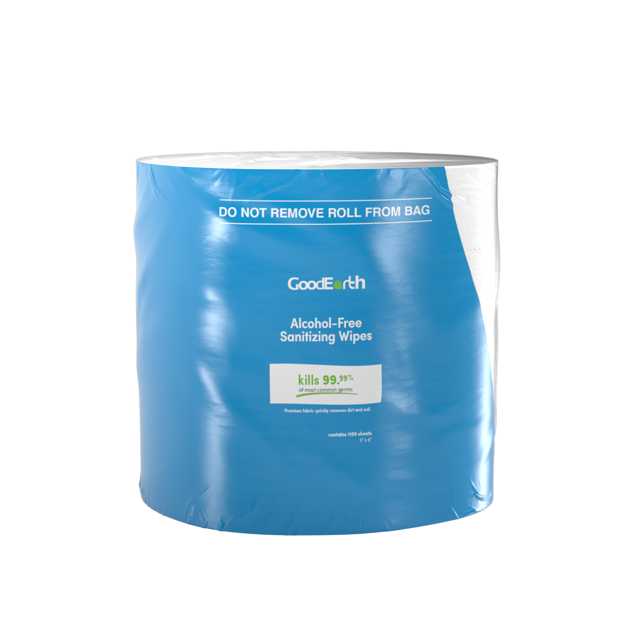 GOODEARTH SANITIZING WIPES - 4400 TOTAL...