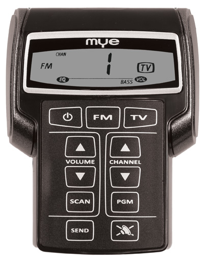 MYE TV Audio Receivers and Transmitters