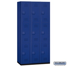 Heavy Duty Plastic Lockers