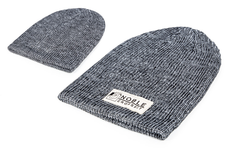 Slouch or Cuffed Lightweight Knit Beanie
