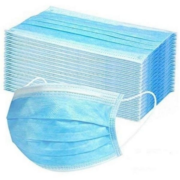 Level 1 Disposable 3-Ply Mask